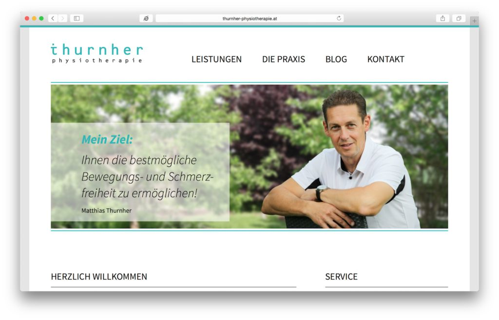 Thurnher Physiotherapie